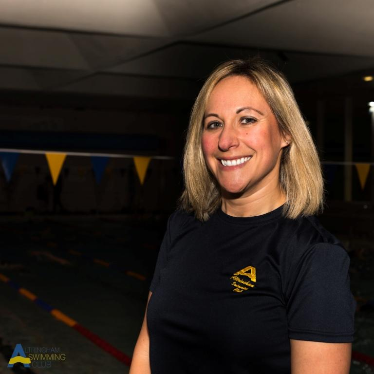 Kate Offord - Assistant Head Coach
